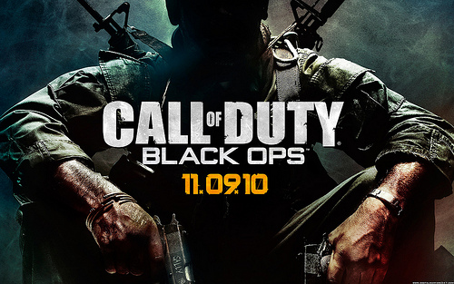 Black Ops Fail Logo. call-of-duty-lack-ops