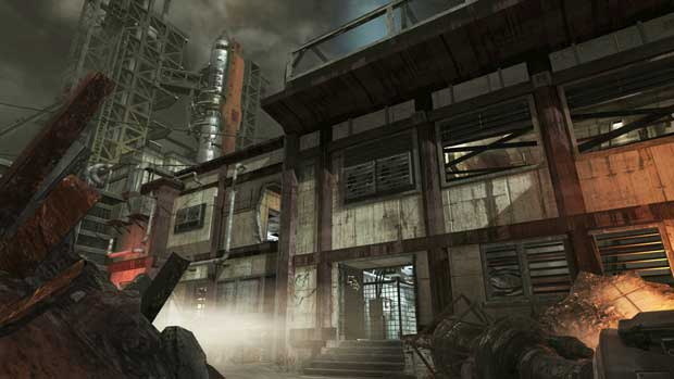 black ops first strike zombies ascension. Review: Call of Duty Black Ops: First Strike