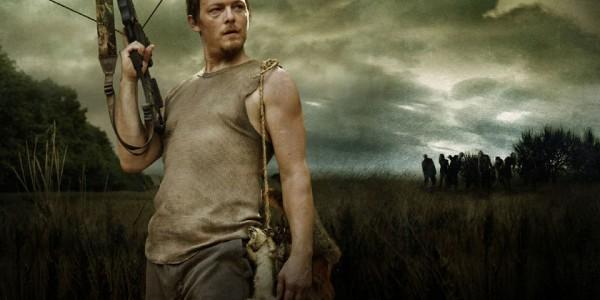 Daryl Walking Dead