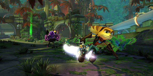 Ratchet Clank Q Force Image