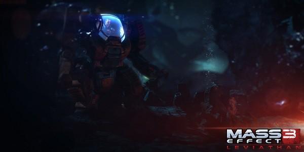 Mass Effect 3 Leviathan