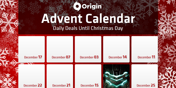 Origin Advent