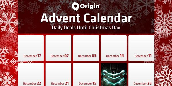 Origin Advent