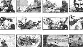 Legacy Of Kain Storyboards