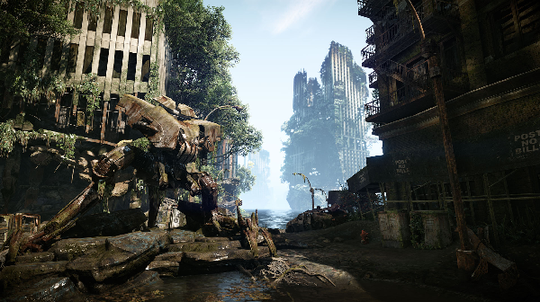 Crysis is pretty