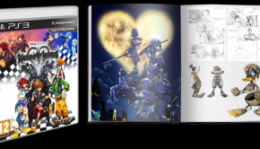 Kingdom Hearts Book